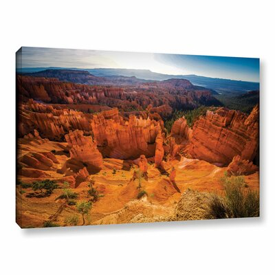 'Arizona 41' Photographic Print on Wrapped Canvas Size: 8