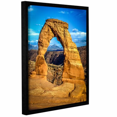 'Arches' Framed Photographic Print Size: 10