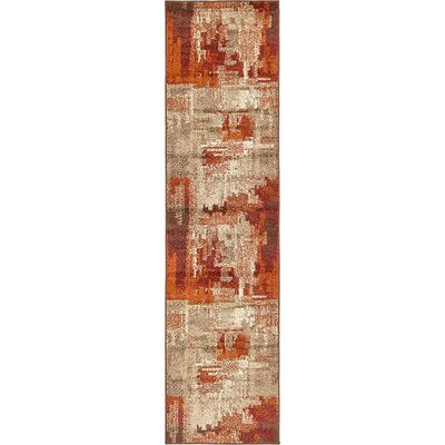 Christie Area Rug Rug Size: Runner 26 x 10