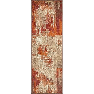 Bryan Area Rug Rug Size: Runner 2 x 6