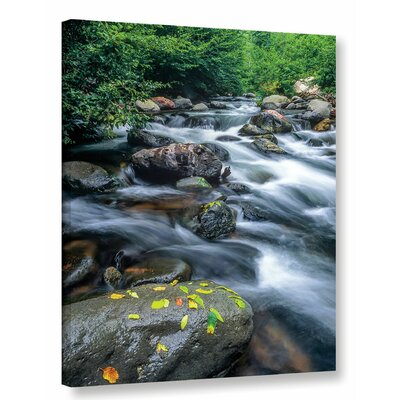 'Sedona 01' Photographic Print on Wrapped Canvas Size: 18