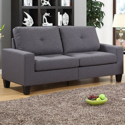 Winefred  Sofa Upholstery: Gray