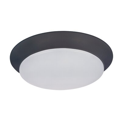 Karla EE LED Flush Mount Size: 2.5 H x 11.75 W x 11.75 D