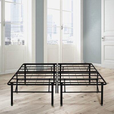 Allyson Platform Bed Frame Size: Double