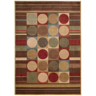 Patrica Area Rug Rug Size: Rectangle 56 x 75