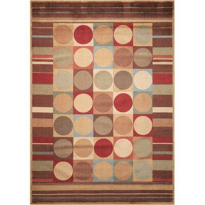 Patrica Area Rug Rug Size: 79 x 1010