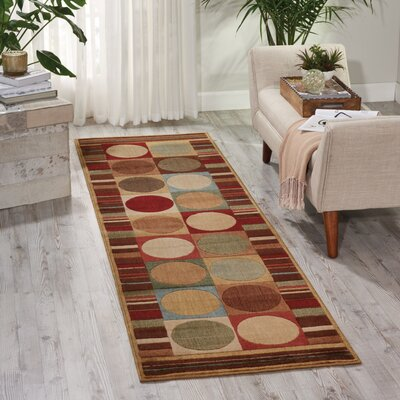 Agnes Area Rug Rug Size: Runner 2 x 59