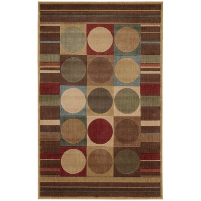 Patrica Area Rug Rug Size: 36 x 56