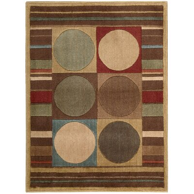 Patrica Area Rug Rug Size: 78 x 1010