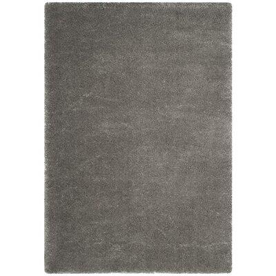 Schmitt Gray Area Rug Rug Size: 8 x 10