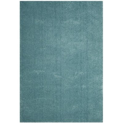 Schmitt Blue Area Rug Rug Size: Rectangle 8 x 10