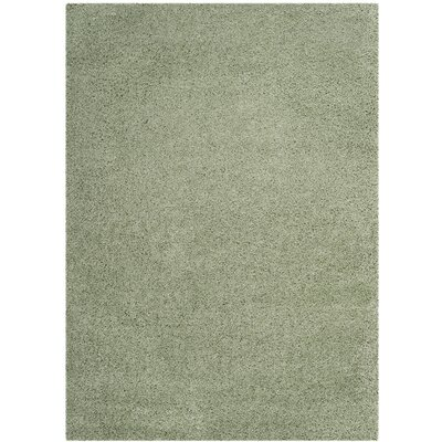 Combs Green Area Rug Rug Size: 53 x 76