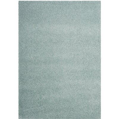 Colin Blue Area Rug Rug Size: Square 67 x 67