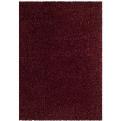 Brown Area Rug Rug Size: Square 67 x 67