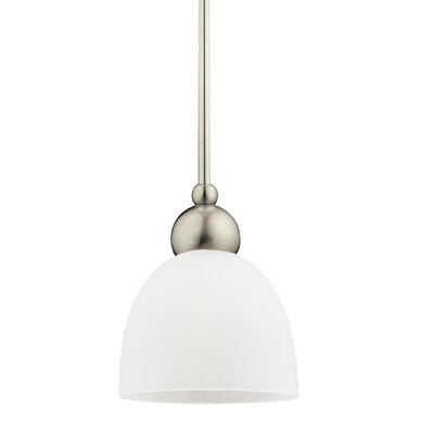Jasmin 1-Light Mini Pendant