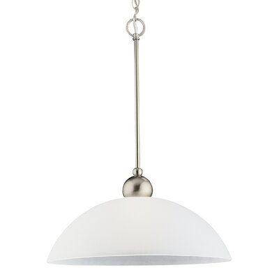 Jasmin 1-Light Inverted Pendant