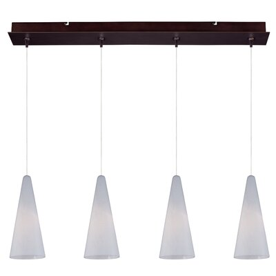 Vauxhall 4-Light Kitchen Island Pendant