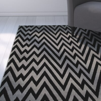 Ayden White Area Rug