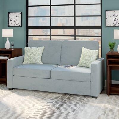 Gracie Sofa Upholstery: Sky Blue