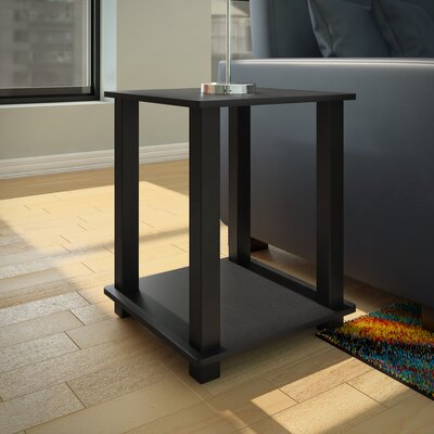 Annie End Table Finish: Black