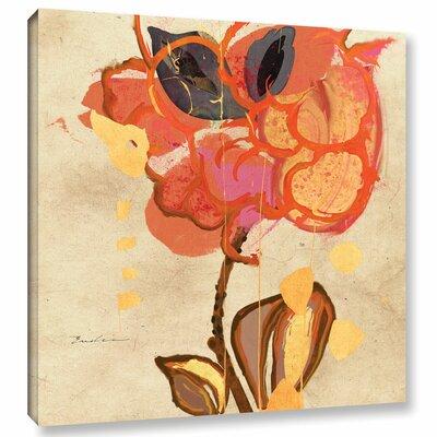 'Dearest Dalia Posed' Framed Painting Print Size: 10