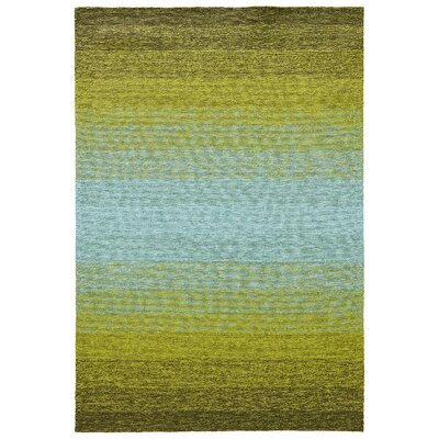 Calanthe Peridot Indoor/Outdoor Area Rug Rug Size: Rectangle 5 x 76