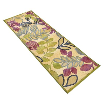 Ronda Pink Indoor/Outdoor Area Rug Rug Size: Runner 2 x 6