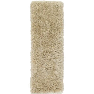 Francisco Ivory Area Rug Rug Size: Runner 26 x 8