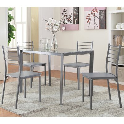 Maddison 5 Piece Dining Set