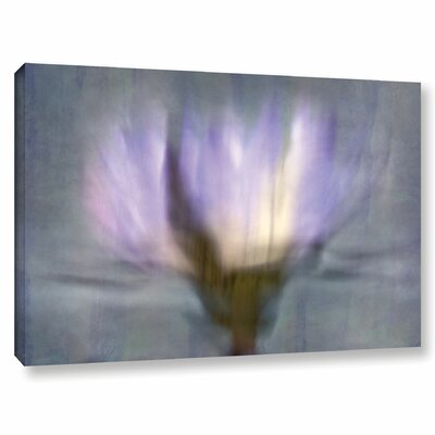 'Sublimely Submerged 1' Graphic Art on Wrapped Canvas Size: 12