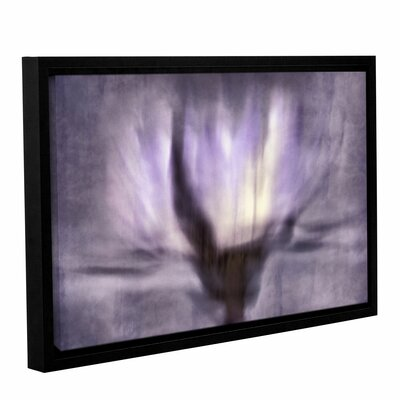 'Sublimely Submerged 2' Framed Graphic Art Size: 12