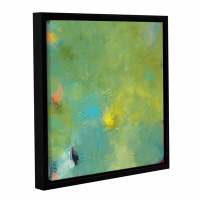 'Circus' Framed Painting Print Size: 10