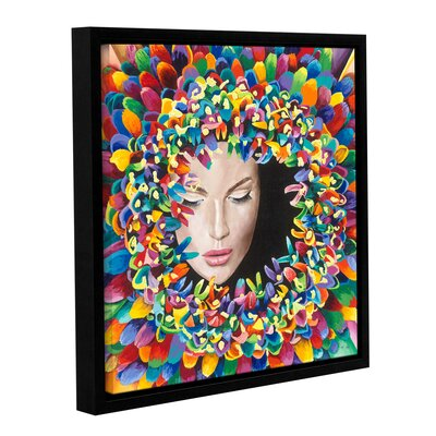 'The Awakening' Framed Painting Print Size: 14