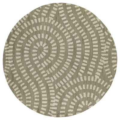 Alley Rock Traffic Nutmeg Area Rug Rug Size: 9 x 12