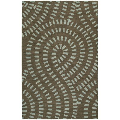 Alley Rock Traffic Spa Area Rug Rug Size: 9 x 12