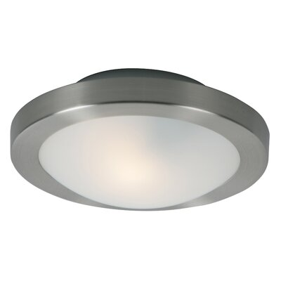 Bryson 1-Light Flush/Wall Mount