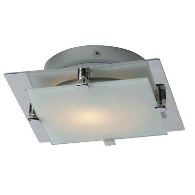 Allison 1-Light Flush/Wall Mount