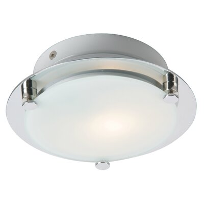 Allison 1-Light Flush Mount