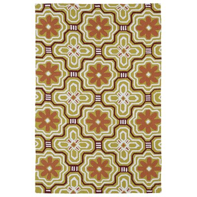Bette Gold Indoor/Outdoor Rug Rug Size: Rectangle 76 x 9