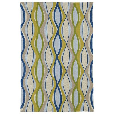 Alliston Hand-Tufted Indoor/Outdoor Area Rug II Rug Size: 2 x 3