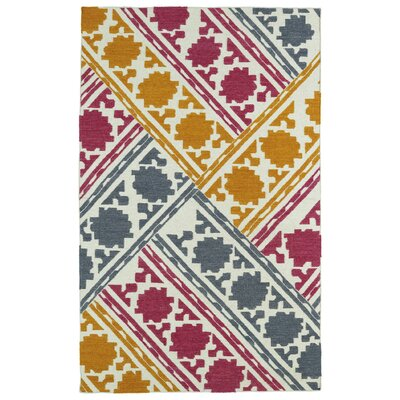 Dolton Geometric Area Rug Rug Size: Rectangle 2 x 3