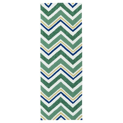 Alpine Bay Multi Indoor/Outdoor Area Rug Rug Size: Runner 2 x 6