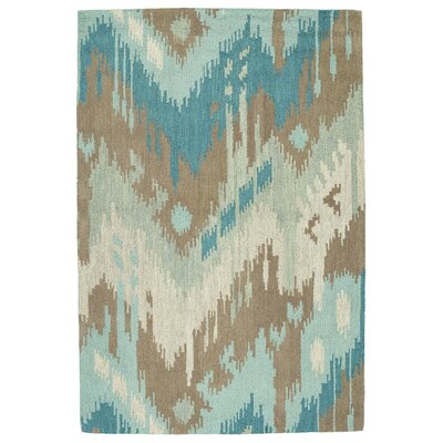 Dodge Mint Area Rug Rug Size: Rectangle 76 x 9