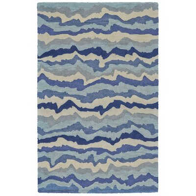 Sang Hand Tufted Tide Indoor/Outdoor Area Rug Rug Size: 5 x 8