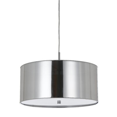 Ariella 2-Light Drum Pendant
