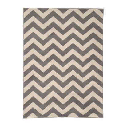 Brianna Ivory Area Rug Rug Size: Rectangle 52 x 72