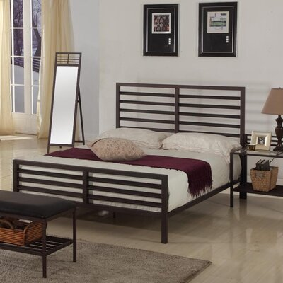 Sandrine Panel Bed Size: Queen