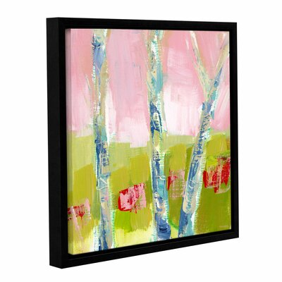 'Trees Hope' Framed Painting Print Size: 10