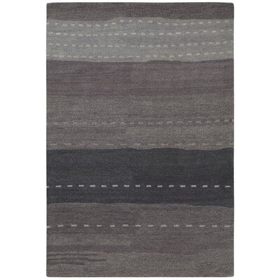 Itzel Hand-Woven Brown Area Rug Rug Size: 56 x 8