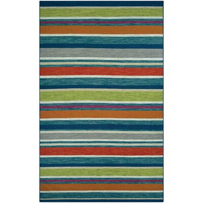 Brylee Port Fourchon Hand-Woven Indoor/Outdoor Area Rug Rug Size: Runner 23 x 8